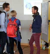 ecotox consult @  Environmental Convention at the University of Applied Sciences of Bingen